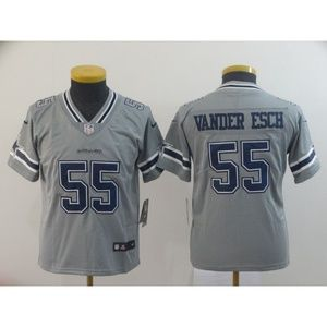 Youth Dallas Cowboys Leighton Vander Esch Jersey